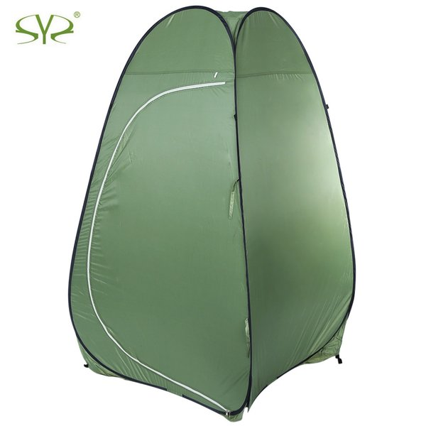Portable Outdoor Shower Bath shower Tents Changing Fitting Room dress Tent Shelter Camping Beach Privacy Toilet Tents Model Tabernacle