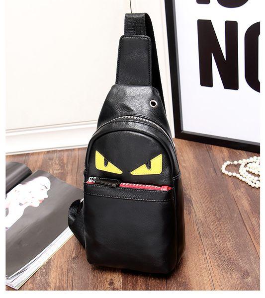 best selling Men Bags Casual Travel Bolas Masculina Women's Messenger Bag Nylon PU Waist Crossbody Shoulder Bag