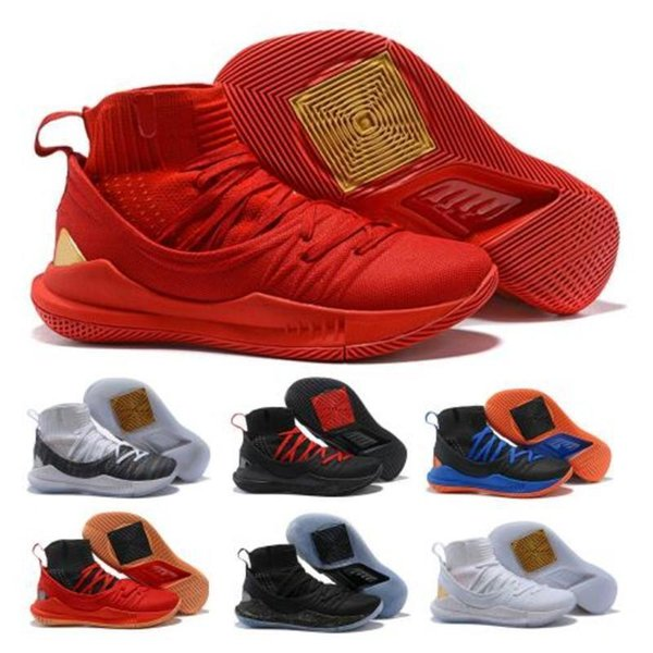 5 Дешевые Носки Баскетбольные Кроссовки Мужские Черные Средние Топы U Air 5s V Отверстия Высокого Качества Молодежные Zapatos Классический Тренер Теннисная Обувь