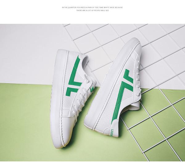 Size5847 2019 Moda homens Sapatos de Lona frete grátis Confortável Sapatos Casuais Casal estudante fundo plano Outono Street wear Plus Good vendas