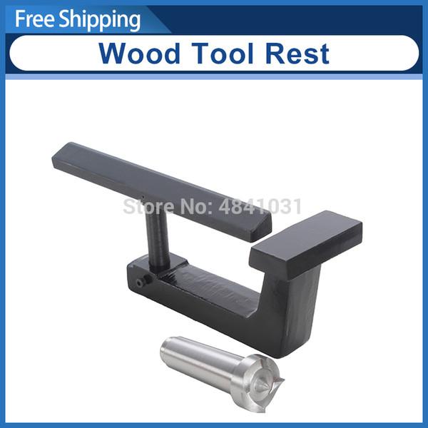 MT3# Wood Toolrest with center/Wood Tool Rest S/N:10064 SIEG C2/SC2/C3/C4/SC4/M4/CJ0618