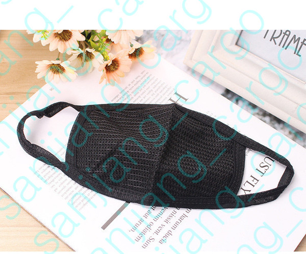 best selling Face Mask for All Seasons Breather Cover Mouth Face Masks Anti-Dust Haze Mask Adults Double Layers Warmer Cycling Mask Cover D31401
