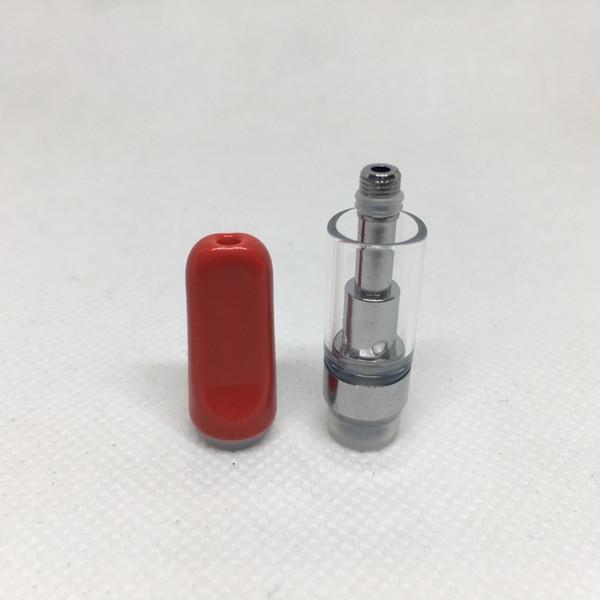 0.5ml Red Tip in Foam