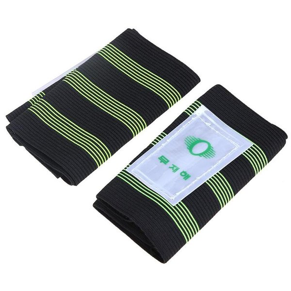 1 Pair Bicycle Elastic Reflective Strap Trousers Leg Ankle Wrist Pants Band #167672