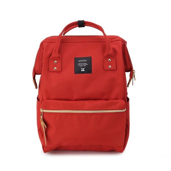 600d Oxford Waterproof A Ring School Backpacks Women Ane Men Lightweight Anti Theft Computer Backpack College Bag Japan Brand J190718