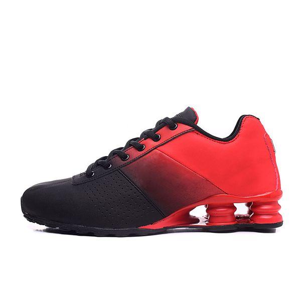 40-46 siyah kırmızı