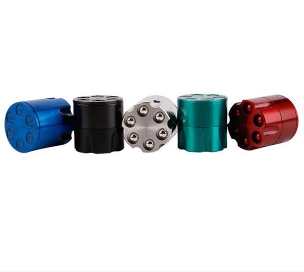 Fourniture directe de meuleuse à pince à balles de 30 mm, mélange de couleurs, alliage de zinc, raccords pour tabac neuf