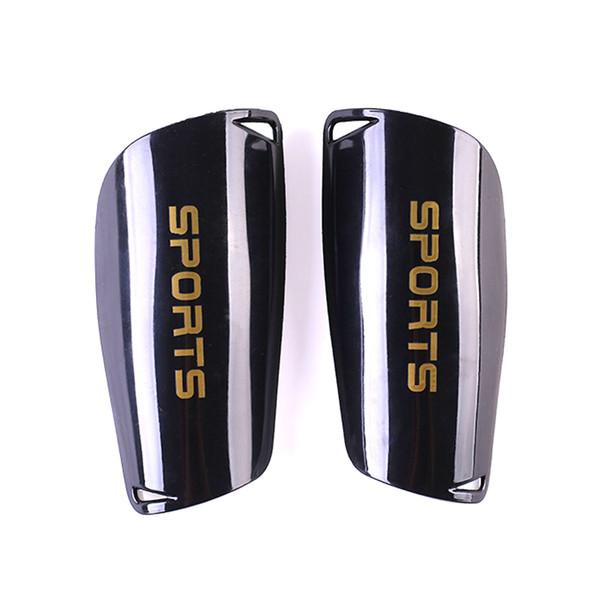 1 Para Fußball Schienbeinschoner Pads Für Erwachsene / Kinder Fußball Schienbeinschoner Beinlinge Fußball Schutz Erwachsene Knie Unterstützung Socke