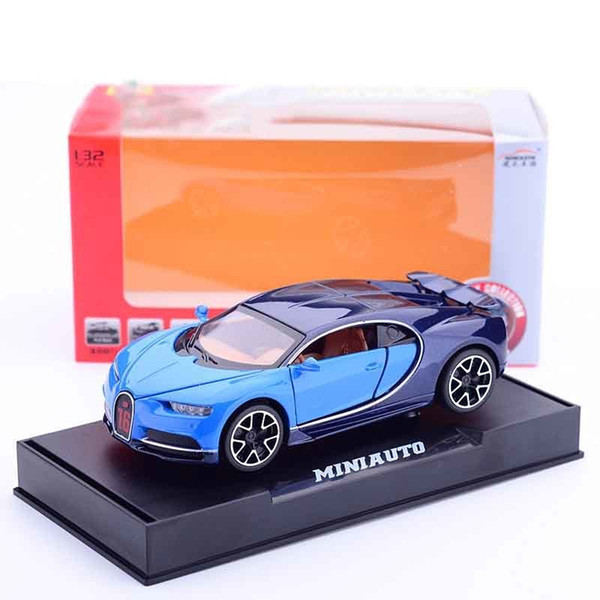 azul con caja