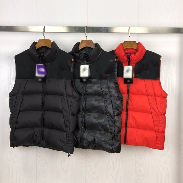 Face Norths High Quality Men Vests Europe America Hot Sale New Cotton Clothing Casual Sports Breathable Vests Personal Customized Quality