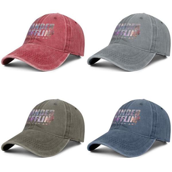 Unisex vintage Denim cap wash Adjustable Dunder Mifflin logo designer snapback hat Youth Dad Outdoor