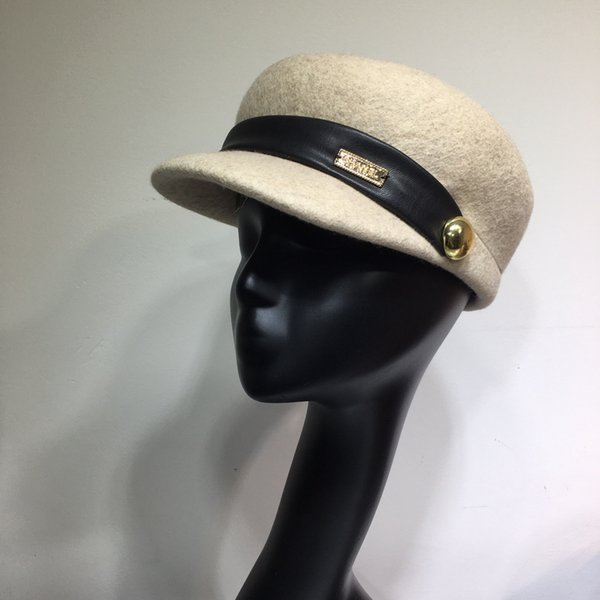 Women's Beret Temperament Simple Lady Newspaper Hat New Style Limited Time Promotion Free Mail Hat wsj188