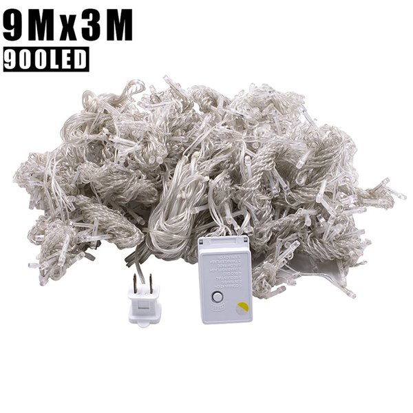 9M * 3M 900 Sıcak Beyaz LED