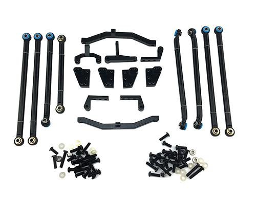 4 Link Kit For Trail Finder Front &Rear Axle RC4WD Hardware TF2 Links