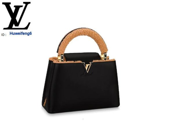 huweifeng6 M54879 CAPUCINES PM Iconic Bags Women HANDBAGS ICONIC BAGS TOP HANDLES SHOULDER BAGS TOTES CROSS BODY BAG CLUTCHES EVENING