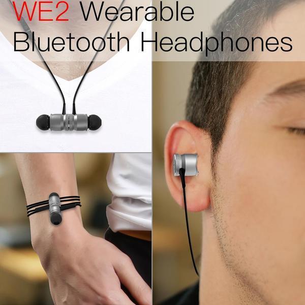 JAKCOM WE2 Wearable Wireless Earphone Heißer Verkauf in Kopfhörern Kopfhörer als Ausverkauf in loser Schüttung benutzten Kirchenstühlen antiseptisch