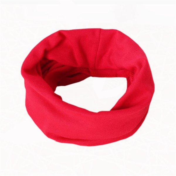 roten Schal