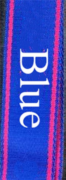 حزام أزرق