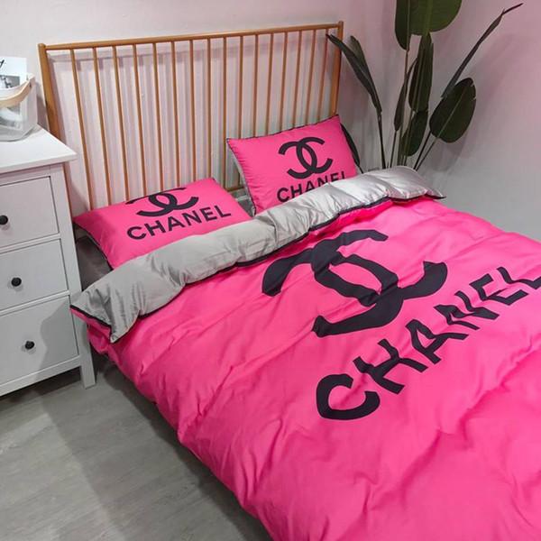Polyester / Baumwolle Polyester-Baumwolle schöne Heimtextilien Bettbezug mit kostenlosem Versandreaktionsdruck AS PIC SHOW
