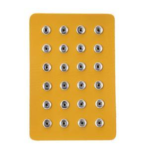 12mm jaune