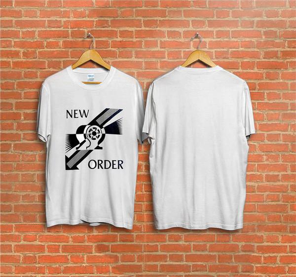 Fashion T Shirt Men'S Short Short New Order T Shirts