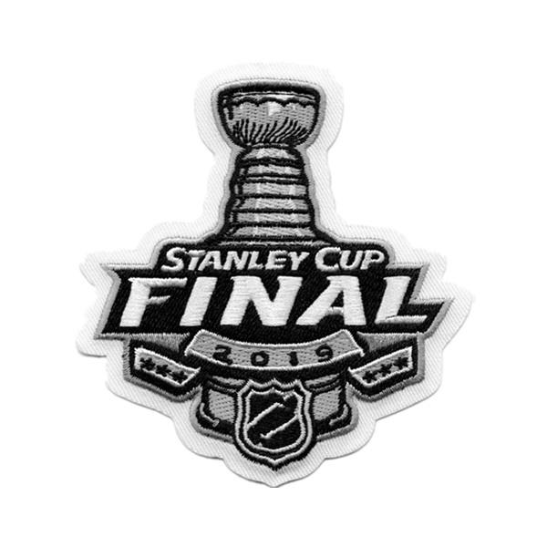 2019 Stanley Cup Final Patch