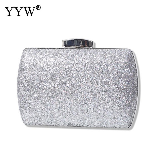 NEW GLITTER SHIMMER LARGE BOW DETAIL DIAMANTE PARTY WOMENS CLUTCH BAG
