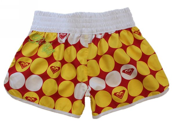 43f29fccfd0b Compre ROXY Para Mujer Pantalones Cortos Ocasionales Atractivos Bermudas  Pantalones Cortos Pantalones Cortos De Playa Pantalones De Secado Rápido ...