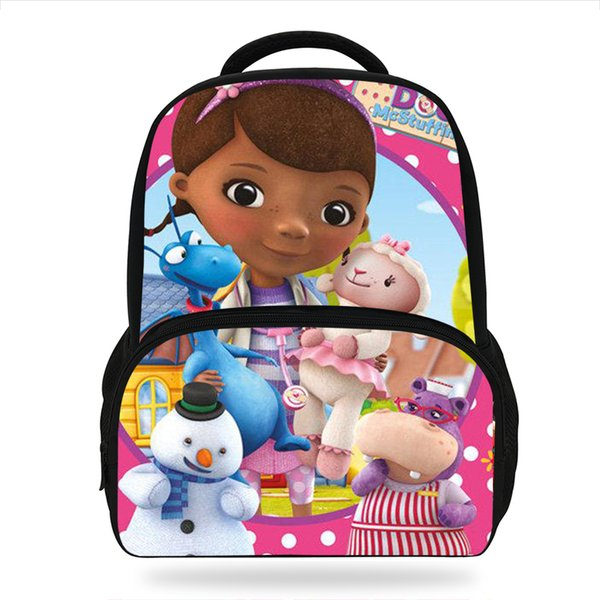 Hot Sale Kids Schoolbag Popular Print Backpack For Girls Children Teenagers Daily Bag