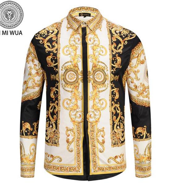 2018 Amerikan kurumsal marka kendini tamir ekose gömlek, moda tasarımcısı marka uzun kollu pamuklu casual gömlek çizgili shirt0166