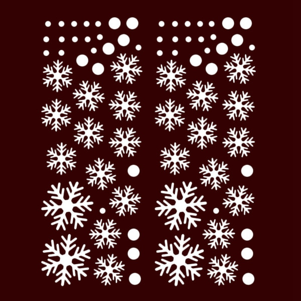 country star wall decor ebay.htm new christmas snowflake window sticker winter wall stickers kids  new christmas snowflake window sticker