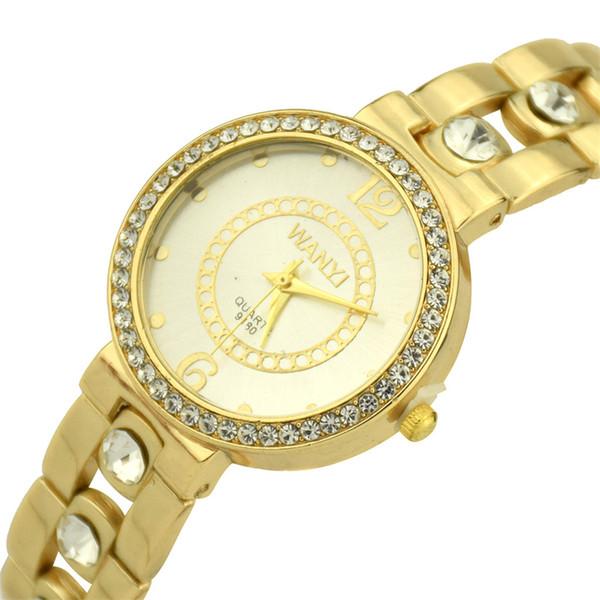 Best Selling Women Watches Ladies Diamond Bracelet Dropshipping Creative Gift Quartz Watch Gogoey  Women's Watches Fashion
