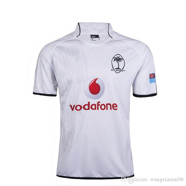 2017 FIJI RUGBY HOME JERSEY size S-XXXL FIJI Rugby League SHIRT jersey Top quality free shipping