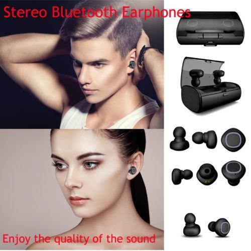 TWS Kablosuz Fonksiyonlu Kulaklık Mini Stereo Bluetooth Kulaklık Kulak Kulaklık SICAK Kulaklık