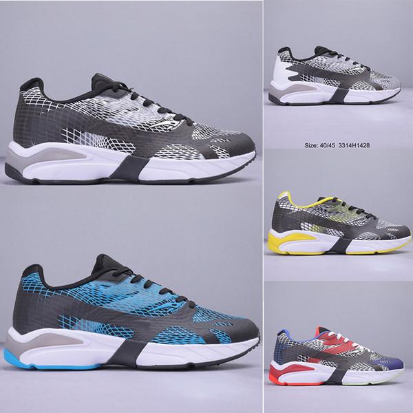 2020 OG Coussin et Damping caoutchouc Chaussures de sport en cours originaux OG Mesh respirant Damping Chaussures gratuit Envoi 36-45