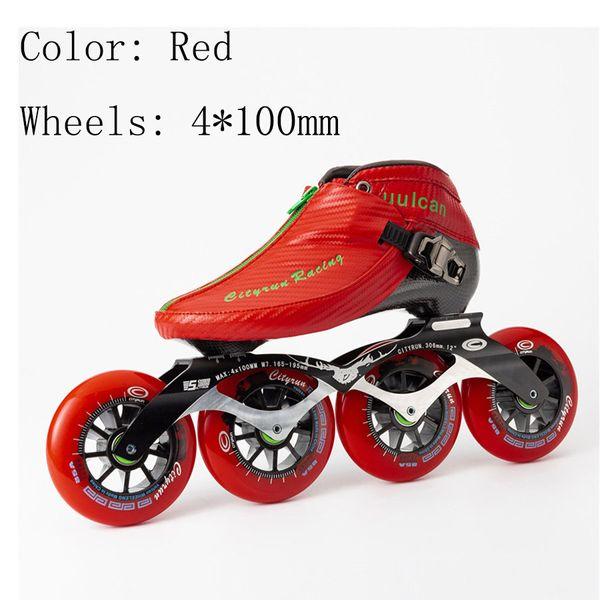 красный 4-100мм