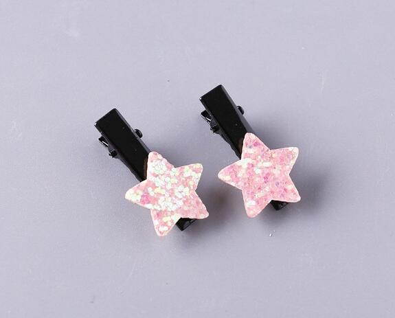 82 wholesale high quality Europe and the United States pearl flower hairpin word clip hair accessories side clip