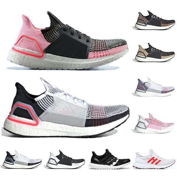 Adidas Boost 2019 High Quality Ultraboost 19 3.0 4.0 Zapatos Para Correr Hombres Mujeres Ultra Boost 5.0 Runs Blanco Negro Zapatos De Diseñador