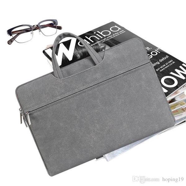 Top vender Grande Capacidade de Bolsa Para Laptop Para As Mulheres Homens Maleta de Viagem Bussiness Notebook Sacos 11 12 13 14 Polegada Macbook Pro Dell PC