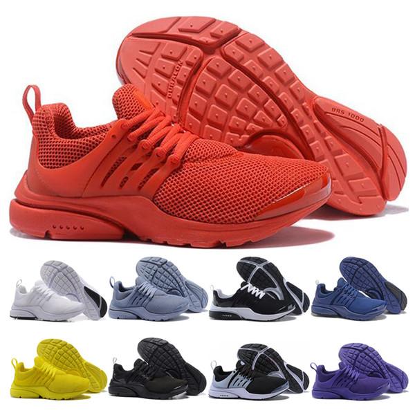 zapatillas nike hombre presto