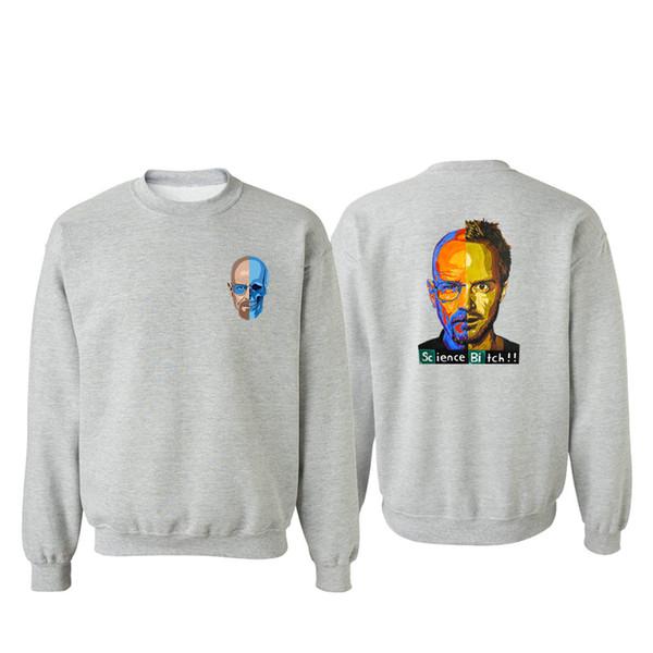 Walter BreakingBad 2019 Hoodie Sweatshirt Men Women Casual Streetwear Hombre Harajuku Male Hood Crewneck Hoodies