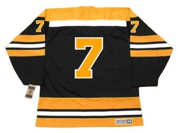 2018 Donne Uomini personalizzato giovanile Phil Esposito di Boston Bruins 1970 CCM Vintage Lontano Hockey Jersey portiere taglio di altissima qualità qualsiasi nome qualsiasi numero