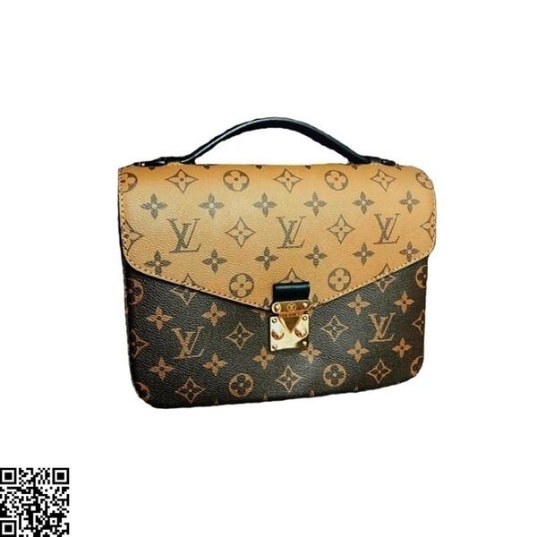 Kadın çanta seyahat alışveriş messenger çanta kadınlar için geyik derisi ile ince donanım boyutu 27x18x8 cm