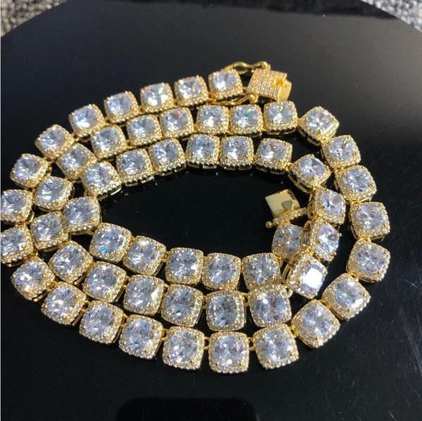 Ожерелье-Золото-20inch