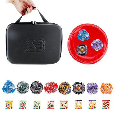 top popular Beyblade Set Gyro Kit Toy Battle Tops Case Toy Stadium Beyblades Burst Launcher Battle Set With Launchers Spinning Top Bey Toys For Kids 2020