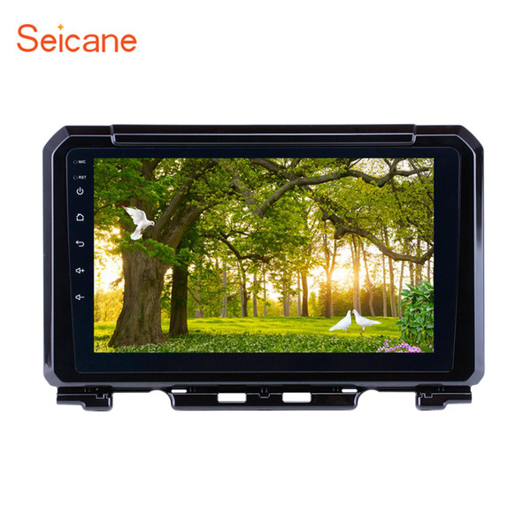8-core 9 Inch Android 9.0 Car Radio GPS Navigation for 2019 Suzuki JIMNY with Bluetooth Music AUX support Digital TV 1080P Car DVD