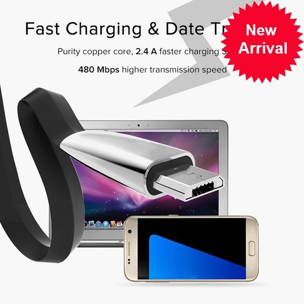 Cavo Micro USB Suptec a ricarica rapida per Samsung S7 Xiaomi Tablet Andriod Cavo dati per caricabatterie USB Cavo dati Cavo microusb