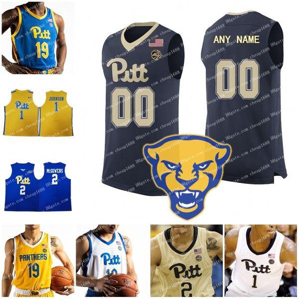 quality design 92915 7c905 2019 Pittsburgh Panthers PITT 2019 New Basketball Jersey Custom Men Women  Youth Kid 4 Jared Wilson Frame 15 Kene Chukwuka Jersey From Cheap1688, ...