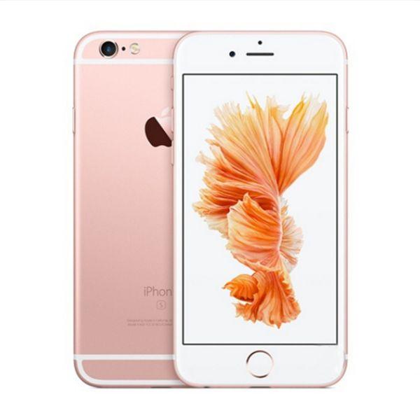 IOS 12 apple iphone 6 6 plus 16 gb 64 gb 128 gb mundo em todo o mundo desbloqueado espaço cinza / ouro / prata remodelado meio ano de garantia