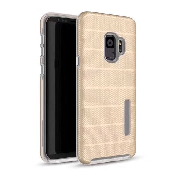 Defender Case For Samsung Galaxy s10 5G A10E A20 A30 A50 Hybrid Rugged Dual Layer TPU PC Armor Shockproof Cover